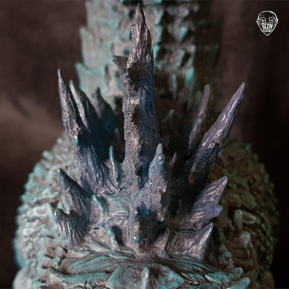The Dorsal Fin of Defo-Real Godzilla 2019
