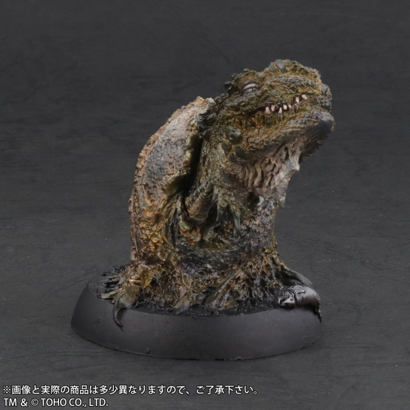 Close-up shot of baby Godzilla of the Ric Exclusive version