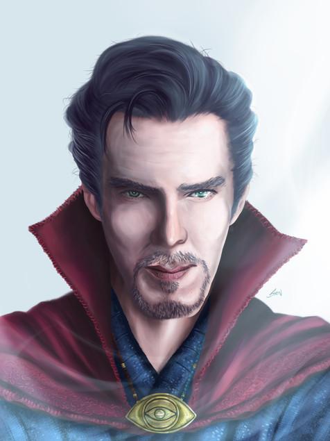 Stephen Strange