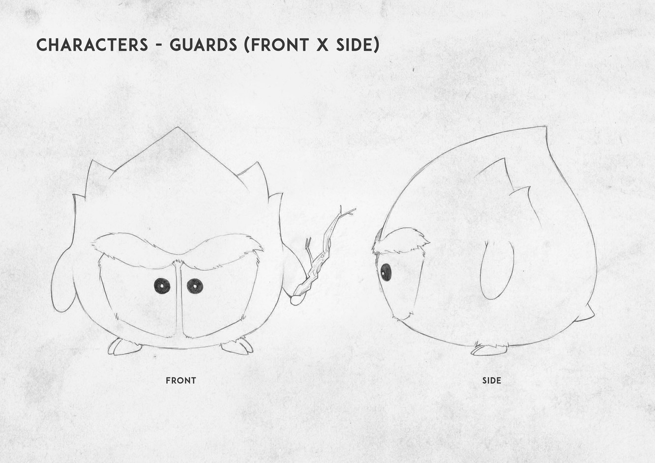 Character - Guards