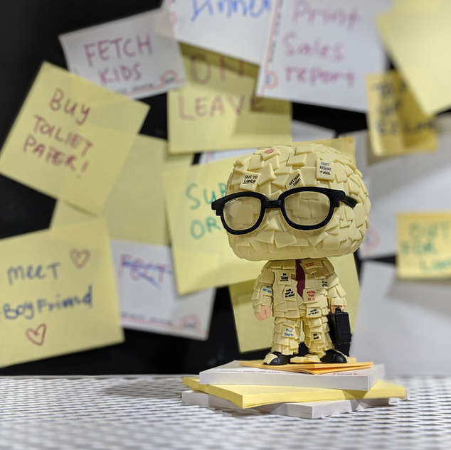 Funko: Sticker Man