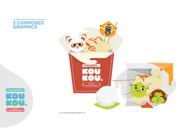 DW KouKou Café Key Visual
