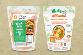 TSS Meat-Free Series (Front & Back)