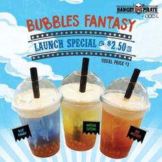 Bubble Tea Promo Launch IG Post