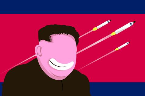 TMG: North Korea Missile Test