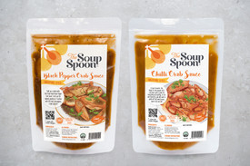 TSS Sauces (Crab Series)