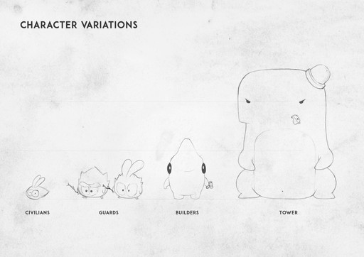 Character Variations