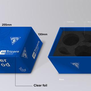 Monster Pod: Toy Packaging Box Design