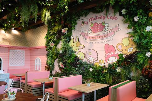 MM Cafe Interior