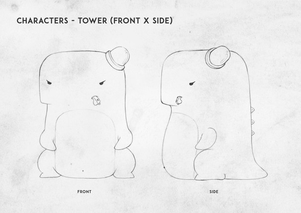 Character - Tower