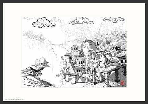 Avarna 2013: Concept Art