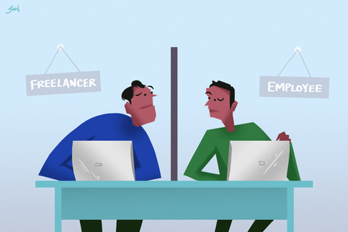 TMG: Freelancers