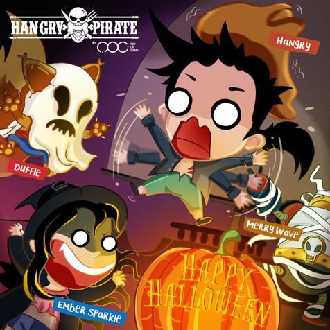 Hangry Halloween