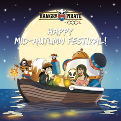 Hangry Mid Autumn Festival 2017 IG Post