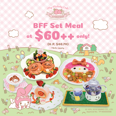 BFF Set Meal IG Post