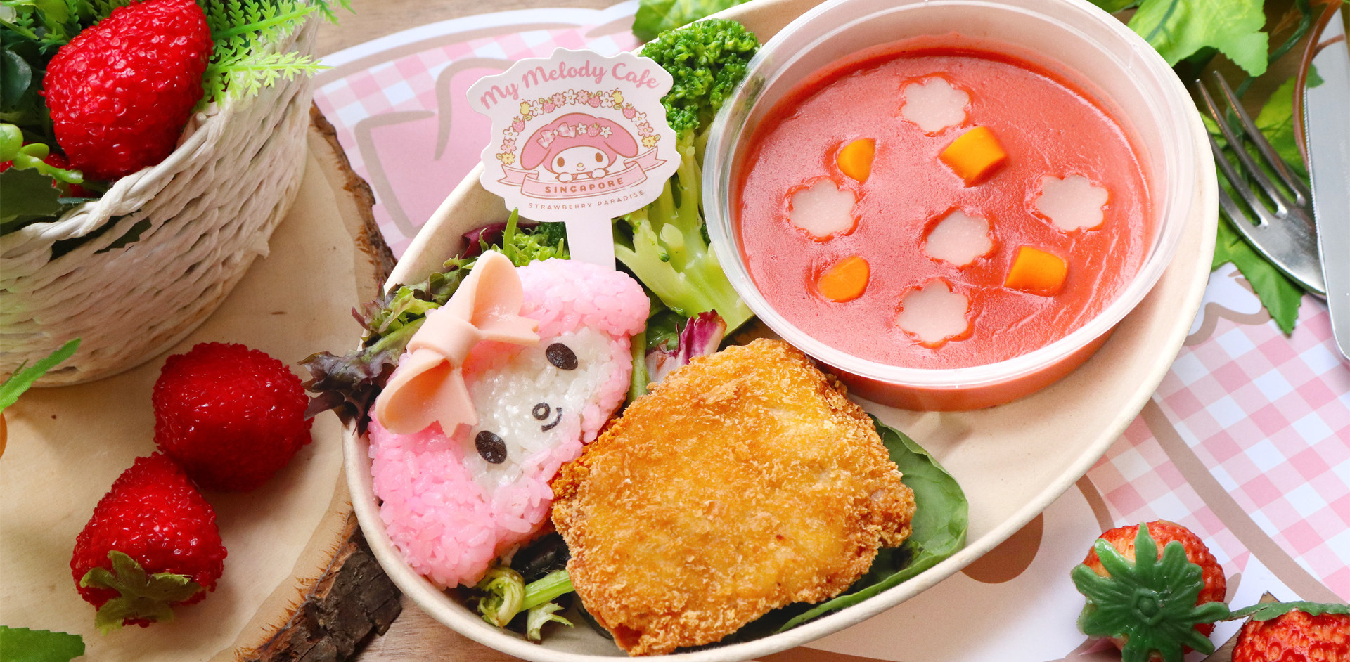 Pink Curry Surprise