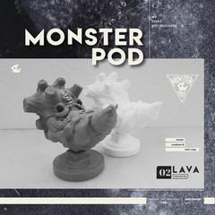 Monster Pod: Lava