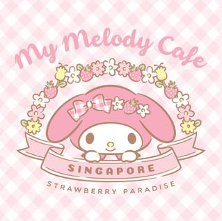 My Melody Café Style Guide