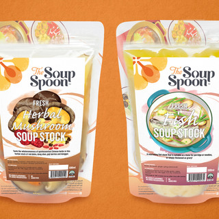 The Soup Spoon: Soup Stock