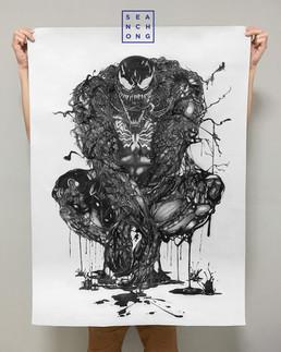 Venom (A0 Size)