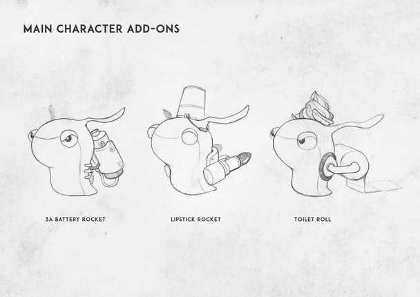 Main Character Add-ons