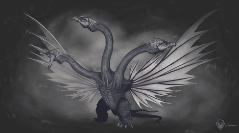 King Ghidorah (Redesign)