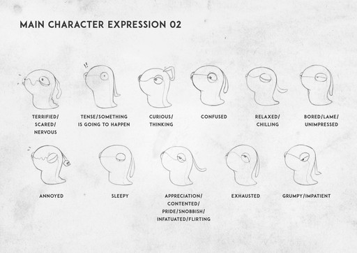 Main Character Expressions 02