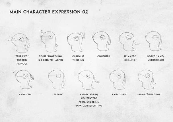 Main Character Expressions 02