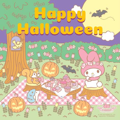 Halloween 2018 IG Post