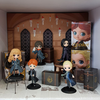 Visual Merchandise for Q Posket: Harry Potter