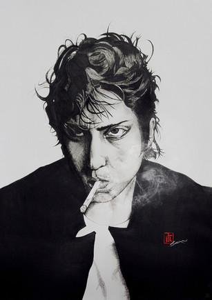 Joe Calderone (Pen & Ink)