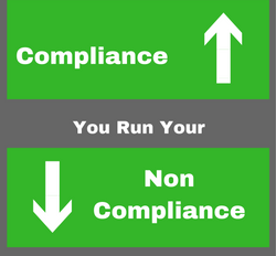 Weighing Up The Cost Of Compliance.