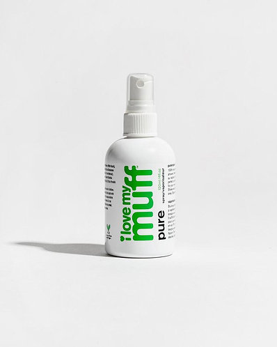 I love My Muff Green Pure Spray