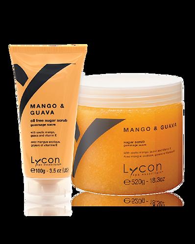 Mango & Guava Sugar Scrub