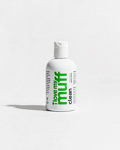 I love My Muff Green Clean Wash