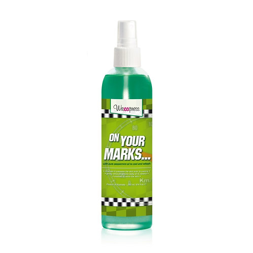 On You Marks... Skin Cleanser