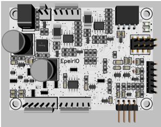 EpeirIO-2HBDC,  Two Full Bridges Intelligent Control Module