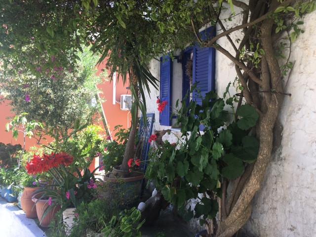 Ballade depuis votre location de villa à Corfou : Afionas
