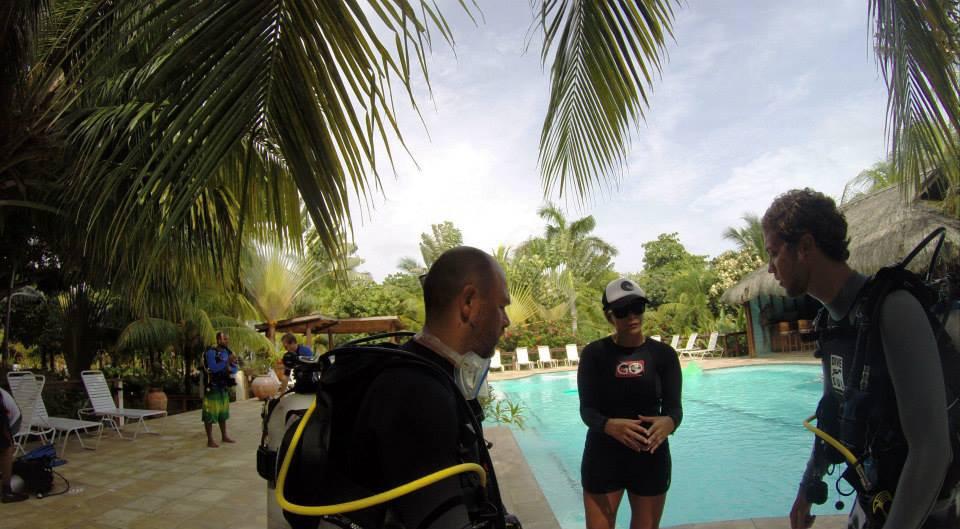 PADI Diving Instructor Program