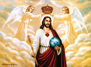 Venha a nós o vosso Reino