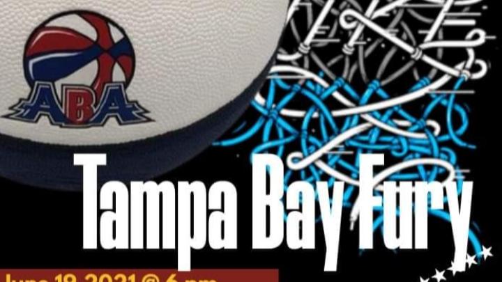 Tampa Bay Fury ABA Pro Combine Basic