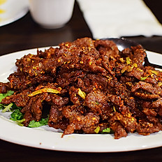 SPICY CUMIN BEEF 孜然牛肉