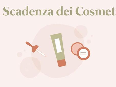 La scadenza dei cosmetici: l'importanza delle date!