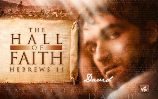 Hall of Faith - David