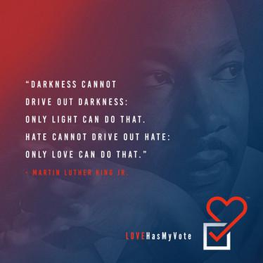 Love Has My Vote - Martin