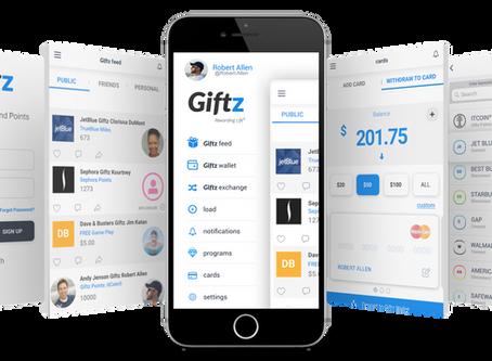 GIFTZ' BLOCKCHAIN REWARDS IS NOW PART OF THE DRAPER VENTURE NETWORK