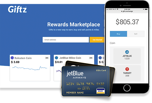 Jet_Blue_Giftz_Exchange_Wallet_Card_App_