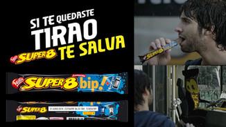 SUPER 8 / TE SALVA / BIP!