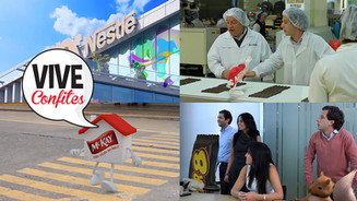 MARKETING NEWS / CONFITES NESTLÉ