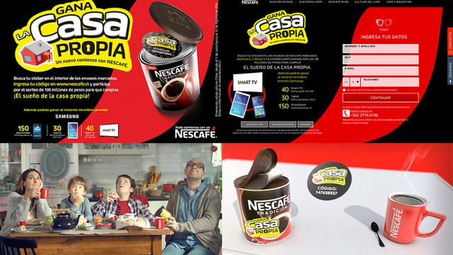 NASCEFÉ / LA CASA PROPIA